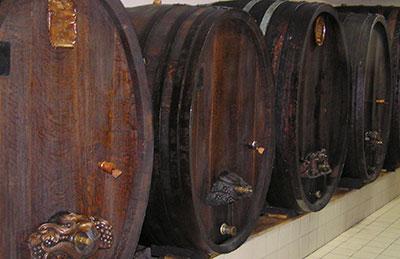 Tonneau en Foudre - Vins Alsace Froehlich - Haut-Rhin Ostheim