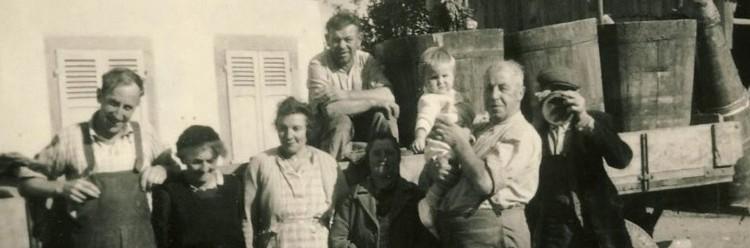 Histoire de Famille FROEHLICH - Vins Alsace Froehlich - Haut-Rhin Ostheim